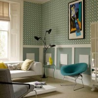 Modern Bright Retro Style And Vintage Home Design Ideas ...