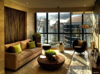 Gorgeous Wall Mural Decorating Idea For Numerous Living ...