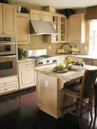 Modern Small Kitchen Island Inspiration / Sample Designs