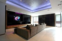 Media Room Interior Design / design bookmark #14165