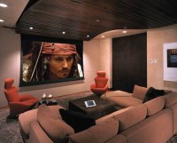 Interior Design For A Media Room / design bookmark #16090