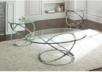 Round Glass Coffee Tables / design bookmark #21163