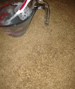 diy stain remover 2 254x300 DIY Carpet Stain Remover