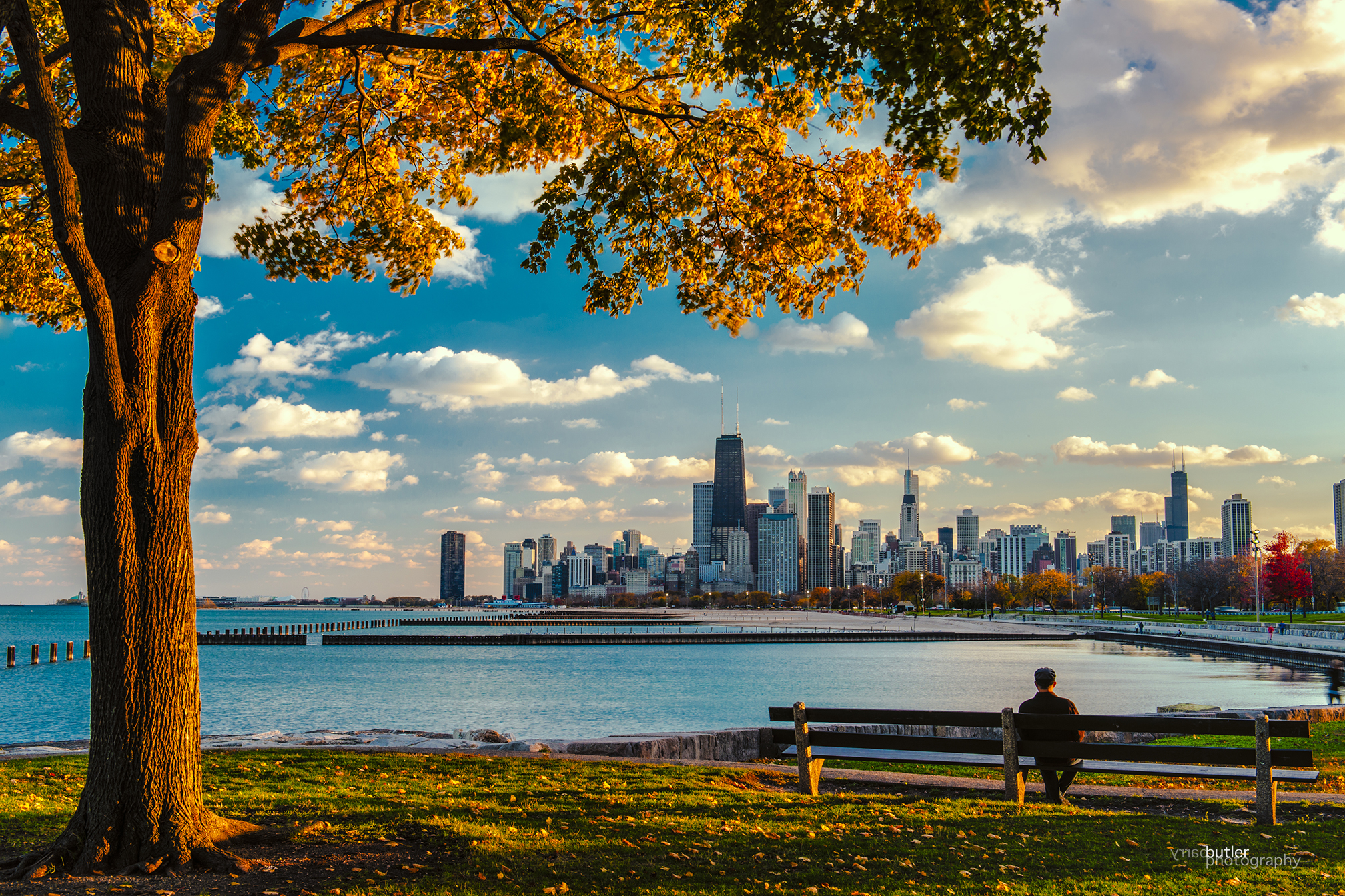 Fall In Chicago Wallpaper Meet The Photographer Behind Some Of Chicago S Most