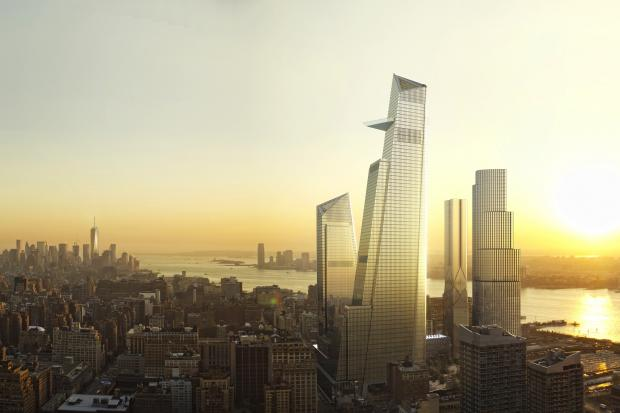 7 Foot Kitchen Island L'oreal And Sap To Move Into Massive Hudson Yards Tower