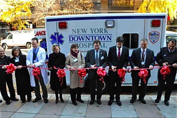 Downtown Hospital Slashes EMT and Paramedic Jobs Ahead of Takeover - paramedic job description