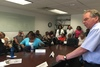 Standing Room Crowd Raises Concerns Over Harlem Homeless Shelter