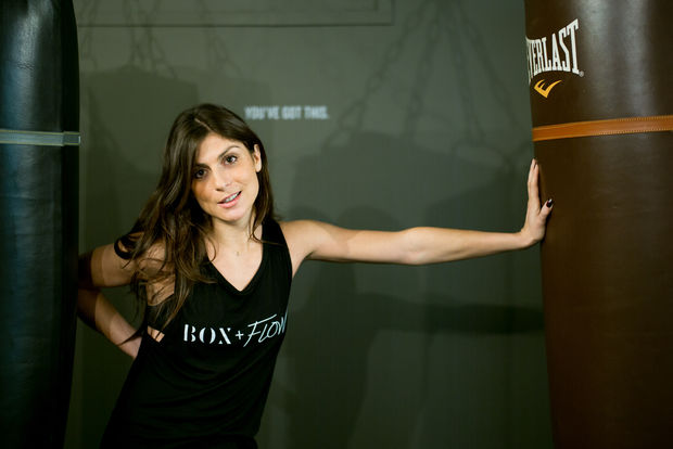 How To Get Power To Kitchen Island New Boxing Gym In Noho Offers Yoga-style 'power Flow