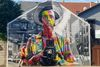 Kobra's Vivian Maier Mural Livens Up North Avenue in Wicker Park (PHOTOS)