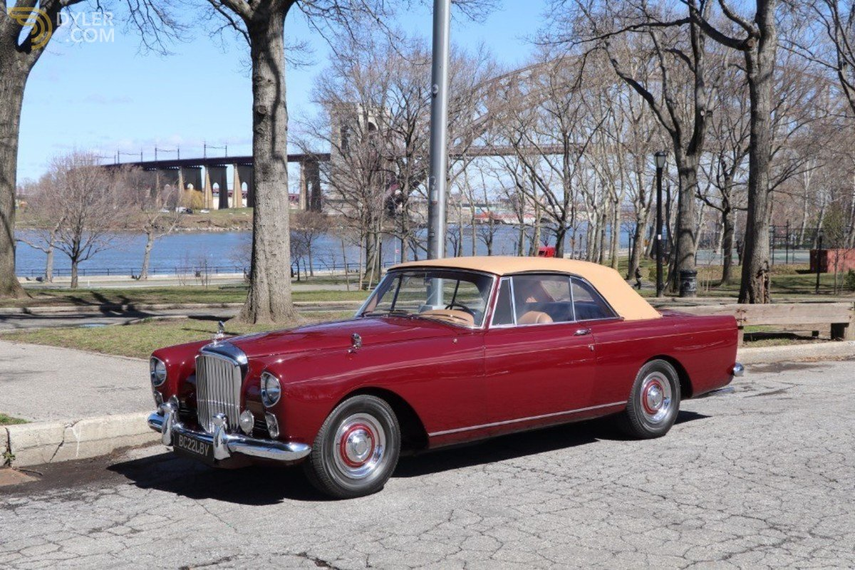S2 Car Parking Classic 1962 Bentley S2 Continental Park Ward For Sale Dyler