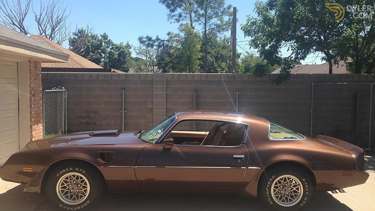 1979 Trans Am Picture Classic 1979 Pontiac Trans Am For Sale 4932 Dyler