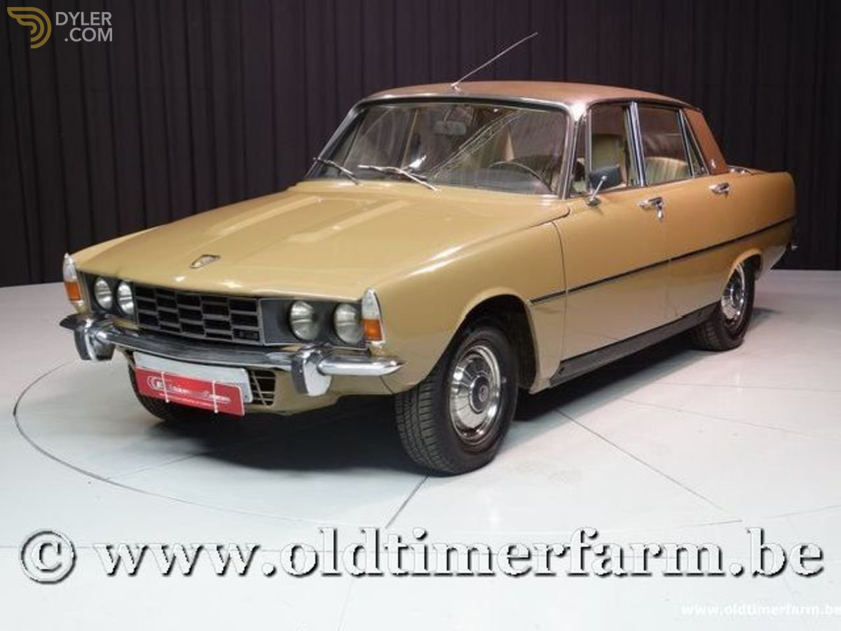 Rover P6 Classic 1974 Rover P6 3500 Mkii For Sale 5902 Dyler