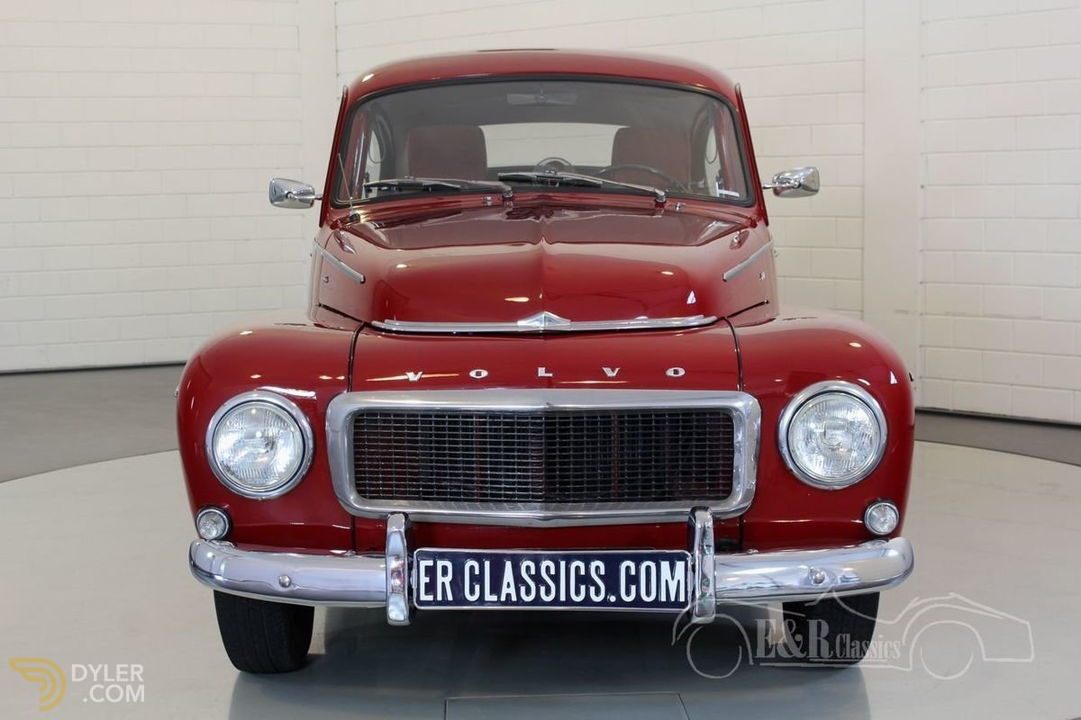 Volvo Dealer Delft Classic 1960 Volvo Pv 544 B20 For Sale 5973 Dyler