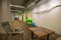 A Tour Inside Twitter's Stylish New San Francisco Headquarters
