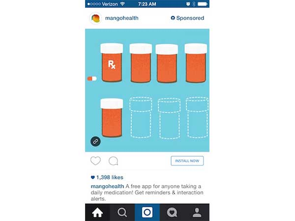 10 Examples of Instagram Ads and the Lessons They Can Teach - entrepreneur examples