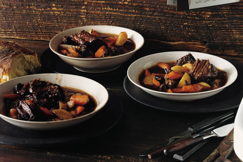 Large Of Hearty Beef Stew