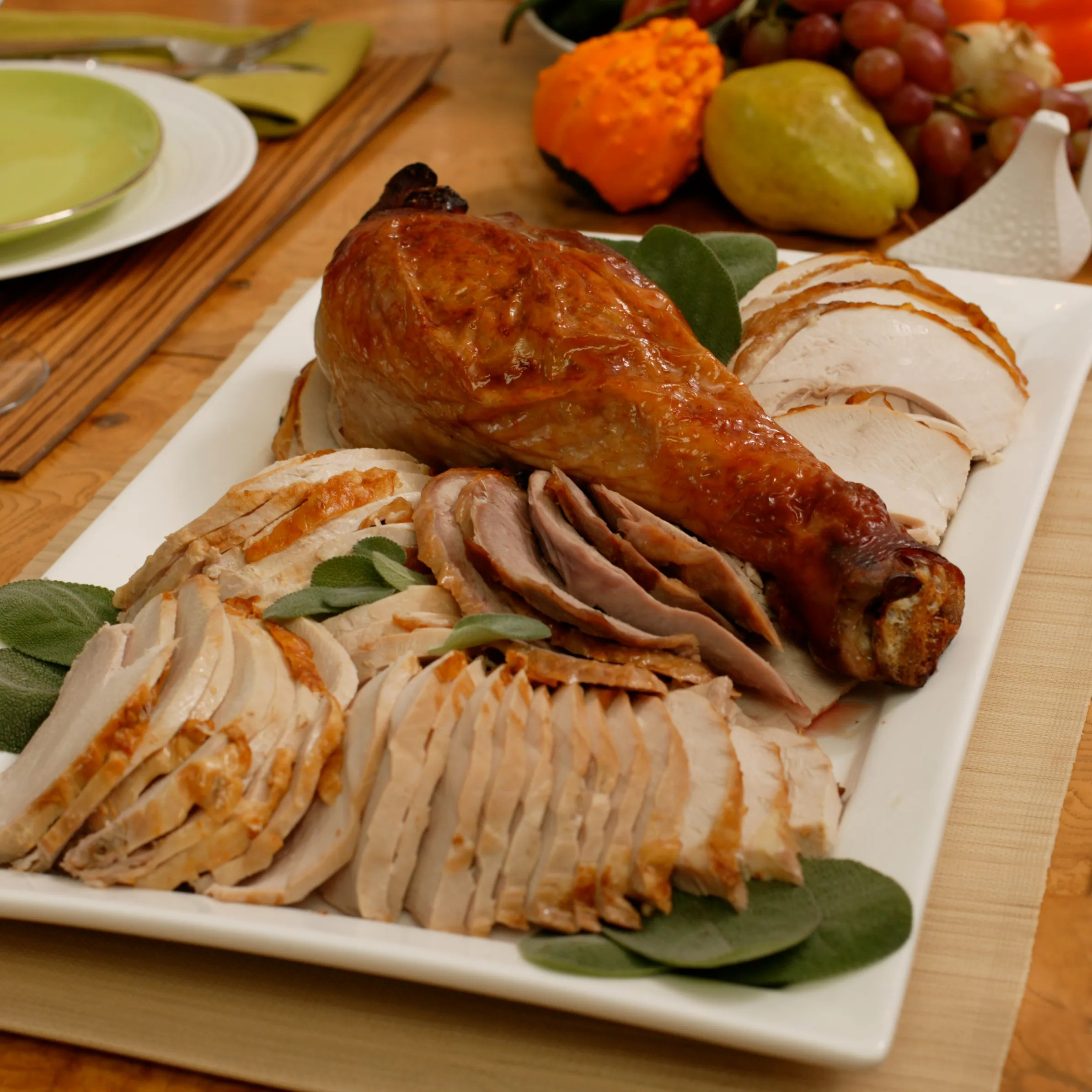 Fullsize Of How To Carve A Turkey Breast