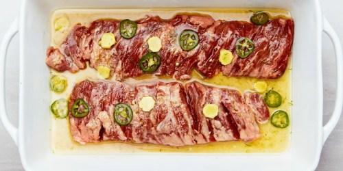 Medium Of Beef Tenderloin Marinade