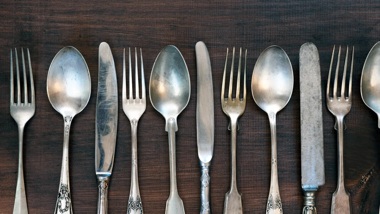 Used Flatware For Sale Stainless Steel Flatware Buying Guide Epicurious