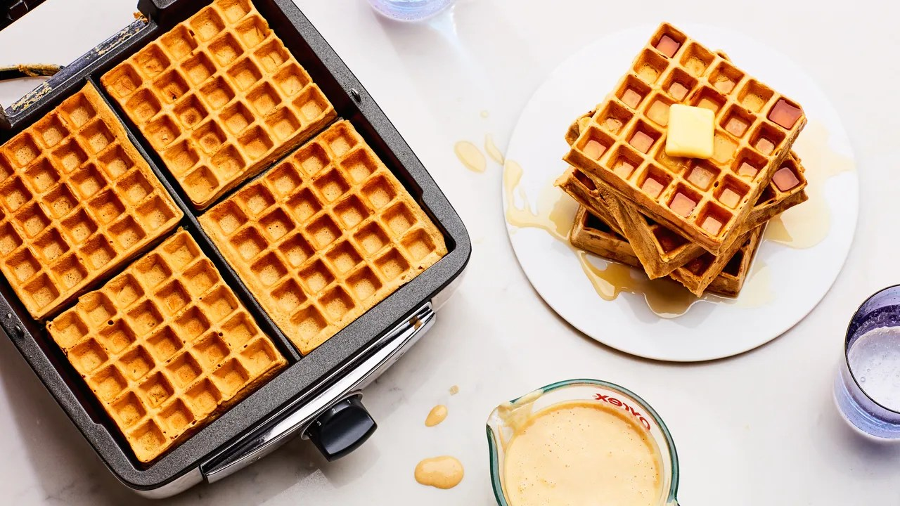Cucinapro Multi-baker With Interchangeable Plates The Best Waffle Maker Is The All Clad Belgian Waffle Iron Epicurious