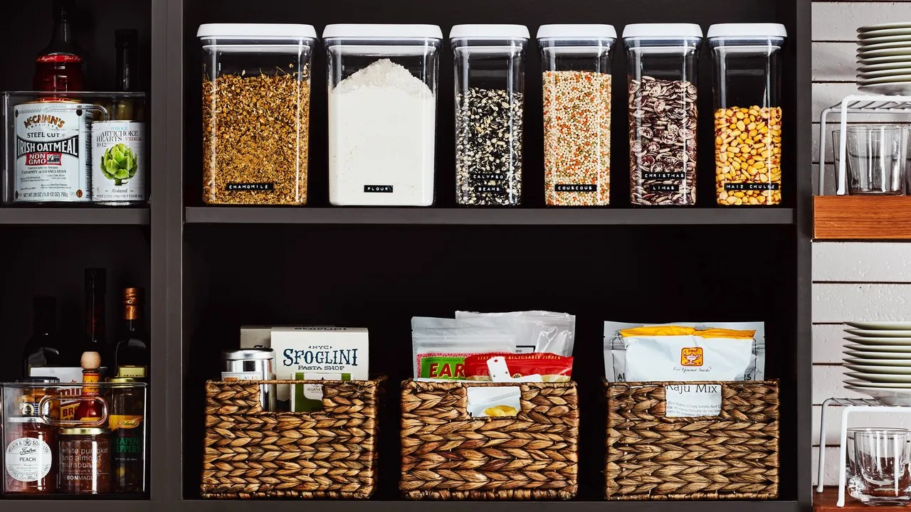 Pantry Organization Best Pantry Organization Tools Epicurious