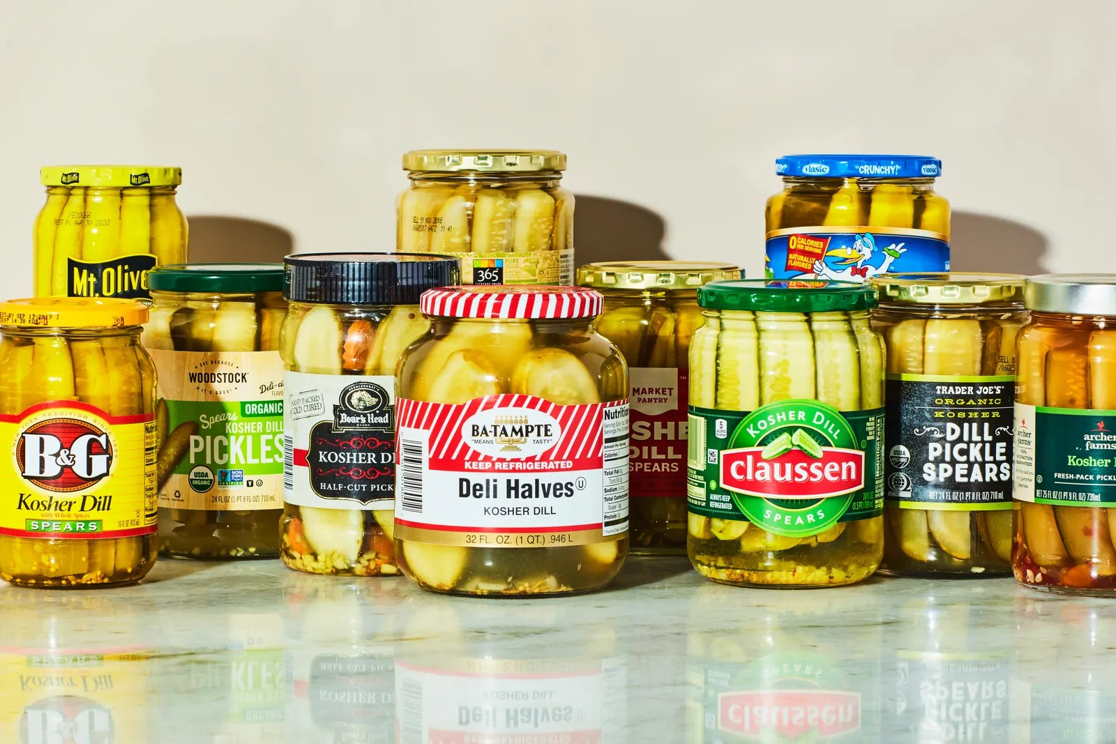 Kosher Pickles The Best Kosher Dill Pickles You Can Buy At The Supermarket