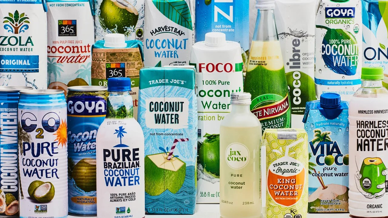 Best And Less Stores Melbourne The Best Coconut Water You Can Buy At The Store Epicurious