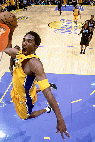 Kobe Bryant Quotes Wallpaper Hd 2001 When The Near Perfect Lakers Almost Imploded
