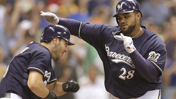 After Prince Fielder\u0027s postgame anger in Los Angeles, are Brewers