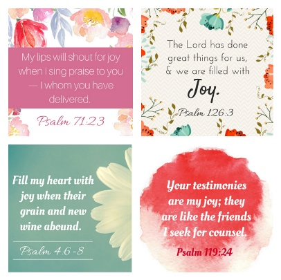 10 Free Devotions about Joy + Bible Verse Printables - FaithGateway