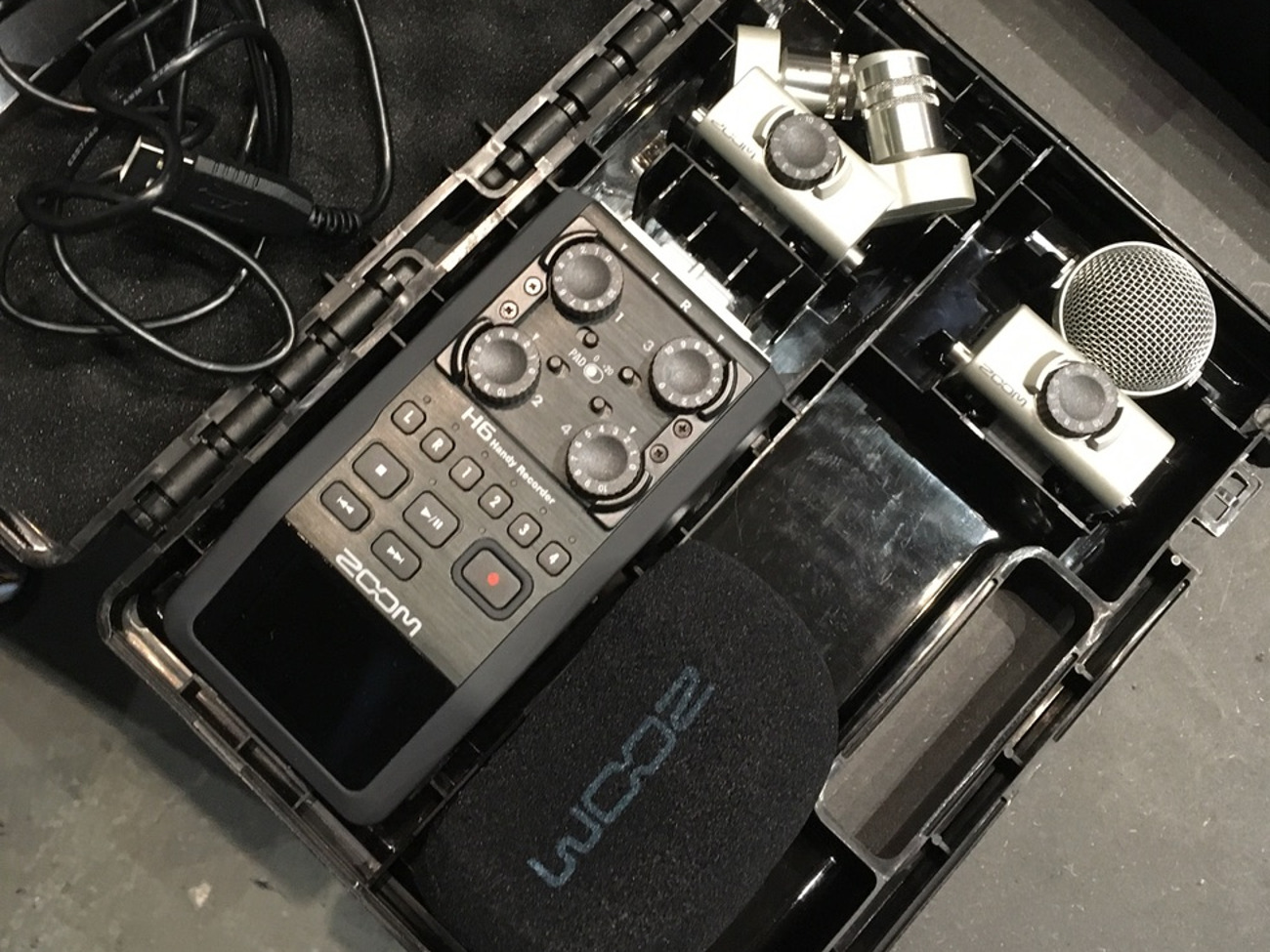 Zoom H6 Recorder Zoom H6 Recorder