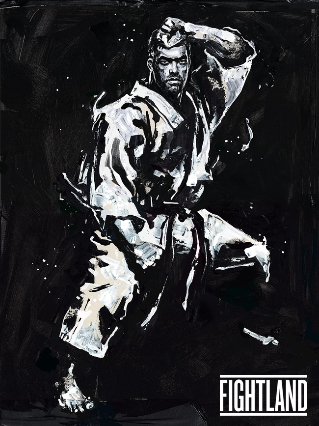 Cool Space Iphone Wallpaper Lyoto Machida The Double Edged Sword Of Competition