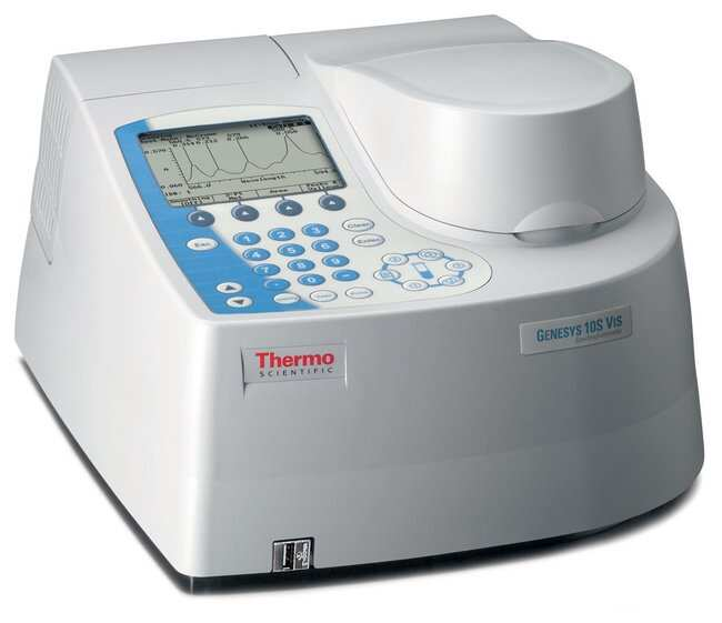 Thermo Scientific™ GENESYS™ 10S UV-Vis Spectrophotometer