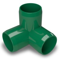 3-Way PVC Fitting Corner | FORMUFIT - Buy Online