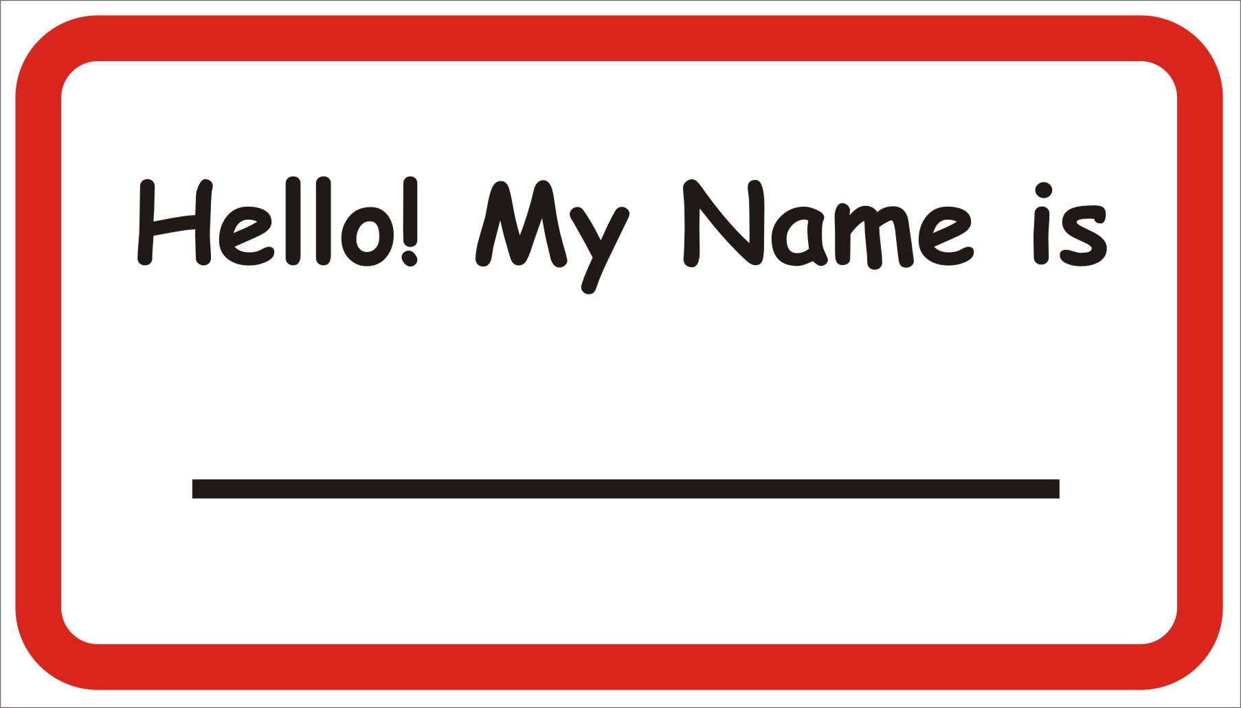 Name Labels Templates Free – Name Labels Templates Free