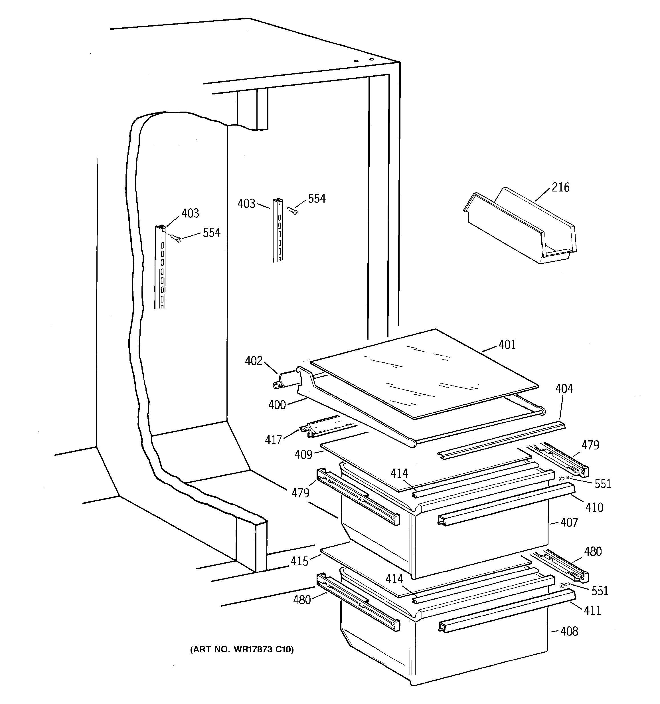 1952 ge refrigerator wiring diagram