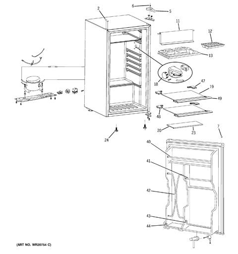 chest type zer wiring diagram