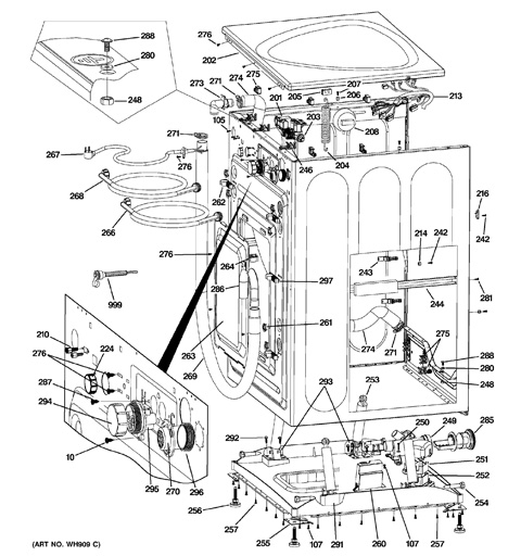 ge profile dryer instructions