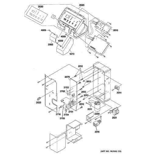 ge ptac wiring diagram model az35