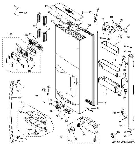 ge appliances schematic diagram