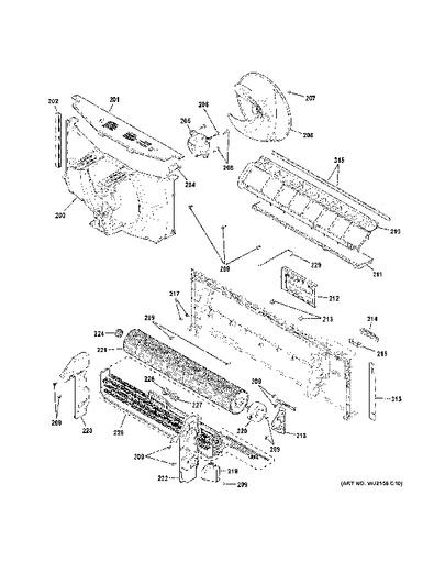 61 impala wiring diagram