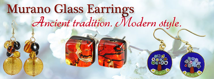 Murano Glass Jewelry Venetian Glass Jewelry Glass Of