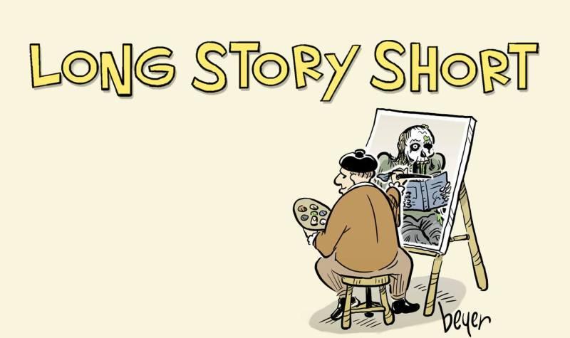 Large Of Long Story Short