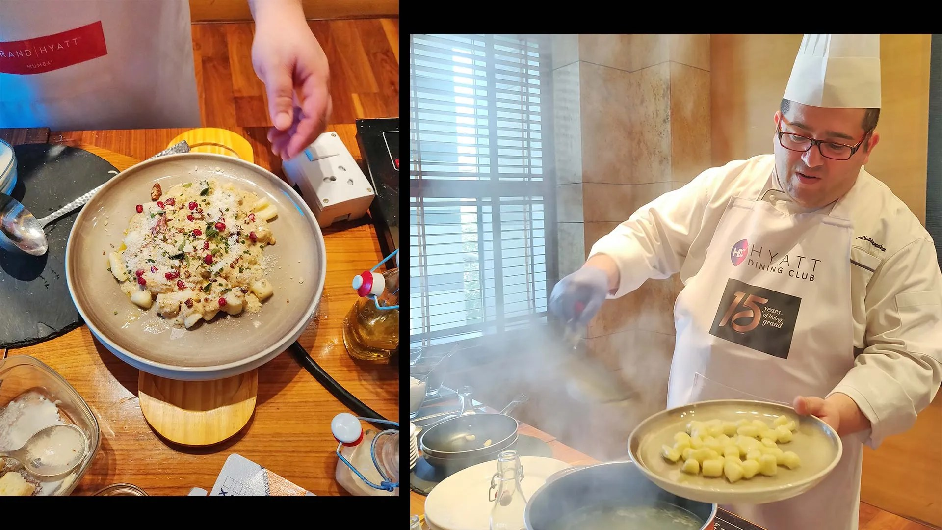 Cooking Tips From Chef Alessandro Persico Hyatt Dining Club 5 Italian Cooking Tips From Chef Alessandro Gq India