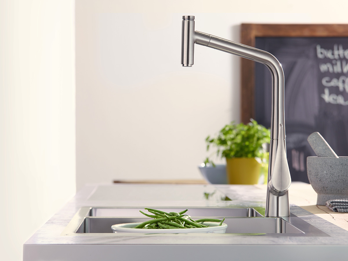 Hans Grohe High Quality Products For Your Dream Kitchen Hansgrohe Usa