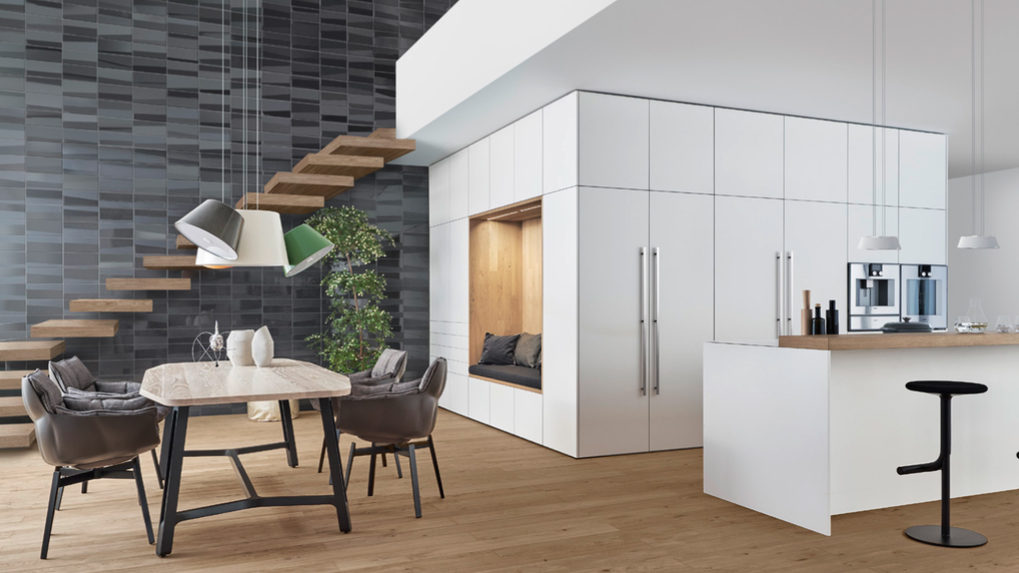 Kitchen Design Open Plan Open Plan Kitchens Are A Current Trend Hansgrohe Int