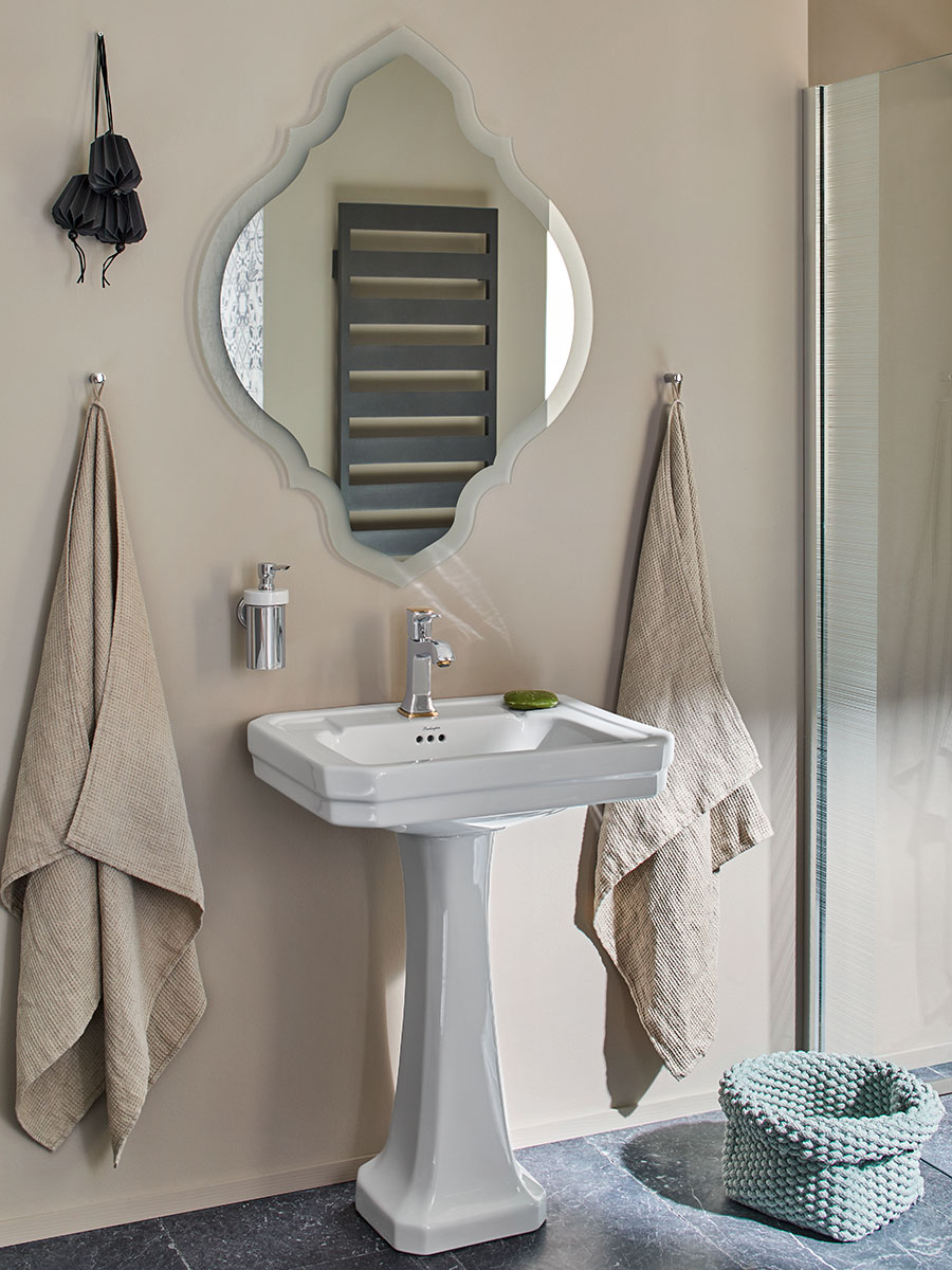 Badezimmer Accessoires Vintage | Rund Um Das Bad
