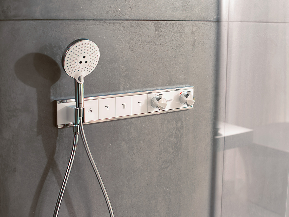 Grohe Dusche Thermostatic Valves For Your Shower | Hansgrohe Uk