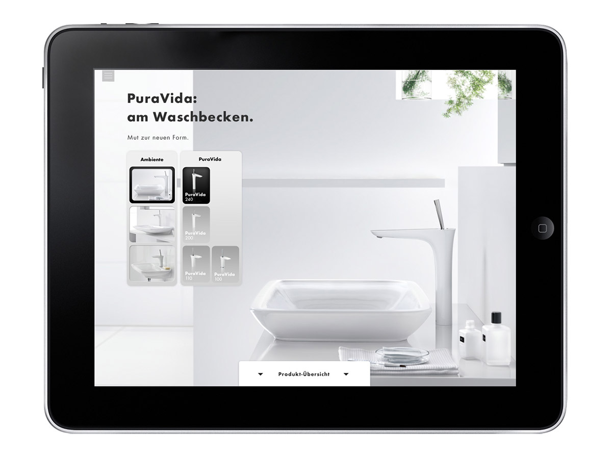 Waschtisch 150 Cm Apps And Mobile Services For Your Bathroom Hansgrohe Int