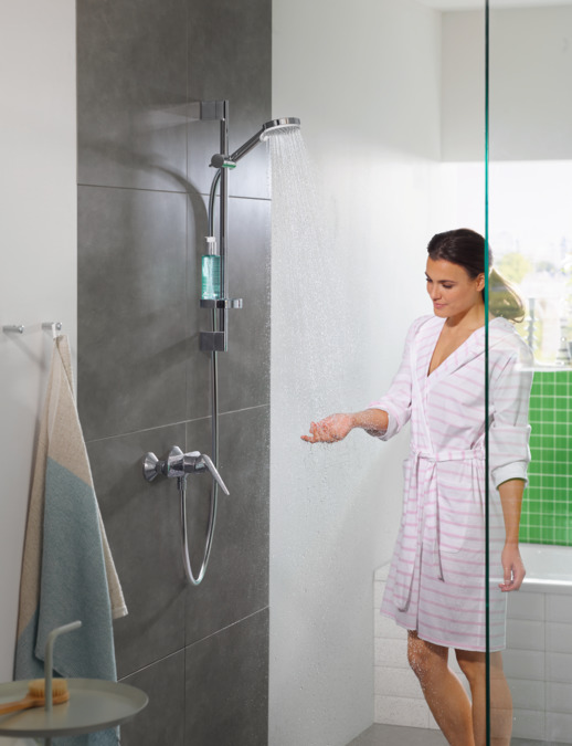 Brauseset Grohe Hansgrohe Crometta: Crometta, Shower Set Vario With Shower